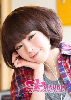 放松心情 初秋最流行的7款韩流发型(组图)-发型