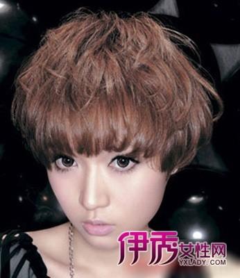 【沙宣短发】2014年沙宣短发发型图片
