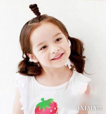 【小女孩发型】2014最新小女孩发型及小女孩发型绑